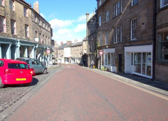 Vacant Commercial Property Alnwick