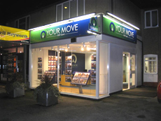 YOUR MOVE Gill Cant Lettings, Fulwood Lettingsbranch details
