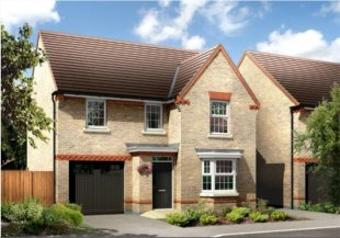 Heavens Grange by David Wilson Homes, Gotham Road,
