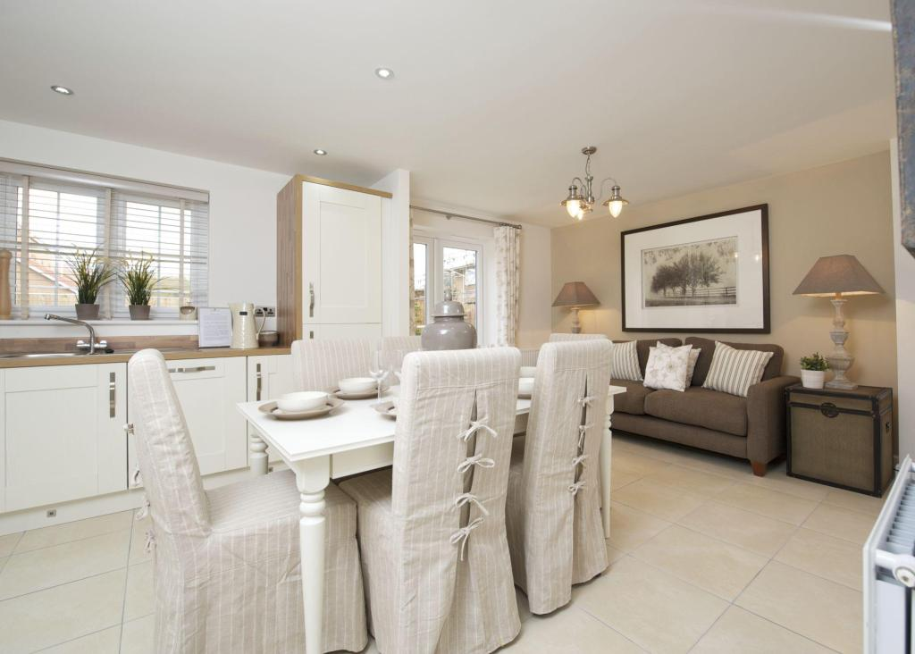 Bedroom Detached House For Sale In Whitworth Road Spennymoor DL16