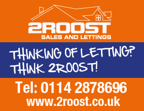 Get brand editions for 2Roost, Sheffield (Lettings)