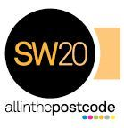 allinthepostcode.com, SW20 branch details