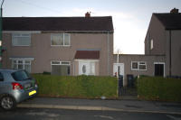 semi detached house in Edward Avenue, Bowburn...