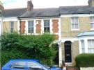 Terraced house in St. Marys Road, Cowley...