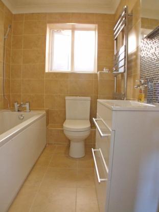 Refitted Bathroom