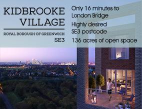 Get brand editions for Berkeley Homes (East Thames) Ltd, Kidbrooke Village