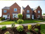 4 bed new property in Browns Lane, Allesley...