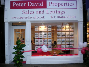 Peter David Properties Ltd, Brighousebranch details