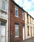 Terraced house in Long Row, Wakefield...