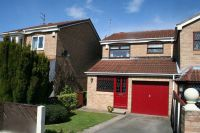 2 bedroom semi detached property for sale in Bosworth Avenue, Altofts...