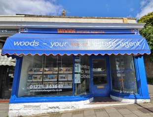 Woods Estate Agents, Clevedonbranch details