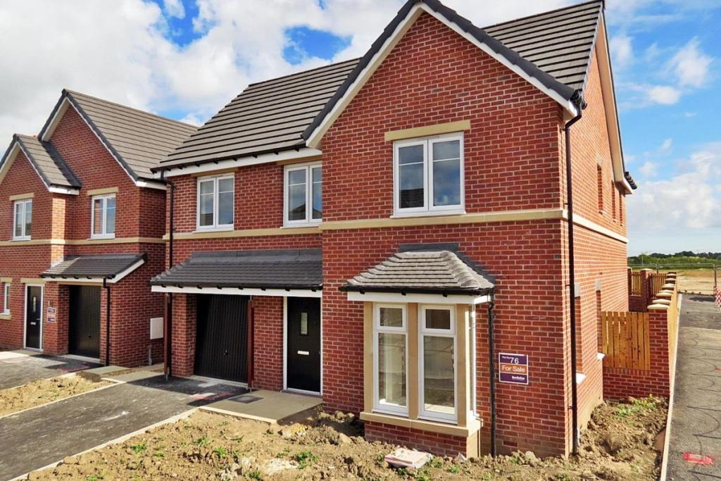 New Build House For Sale Cross Gates