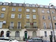 Flat in North Gower Street...
