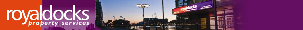 Get brand editions for Royal Docks Property Services, Royal Victoria Docks - Lettings