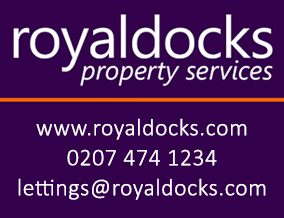 Get brand editions for Royal Docks Property Services, Royal Victoria Docks