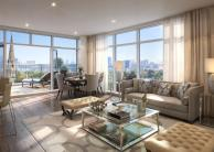 2 bed new Apartment for sale in Dickens Yard...