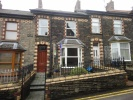 Terraced house in Victoria Road...