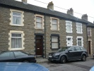 Terraced property in Mill Street, Cwmfelinfach