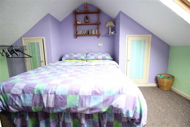 Attic/Bedroom Three