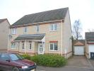 3 bedroom semi detached home in Mowlam Close, Impington