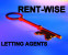 Rent-Wise, Larkhall logo