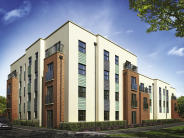 2 bed new Apartment in Kennedy Way, Yate, BS37