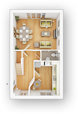 3D-Floorplan-The-Flatford-GF