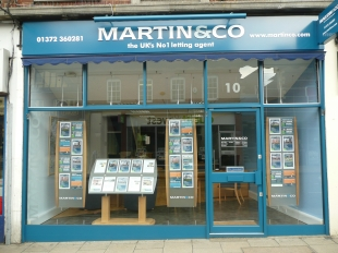 Martin & Co, Leatherhead - Lettingsbranch details
