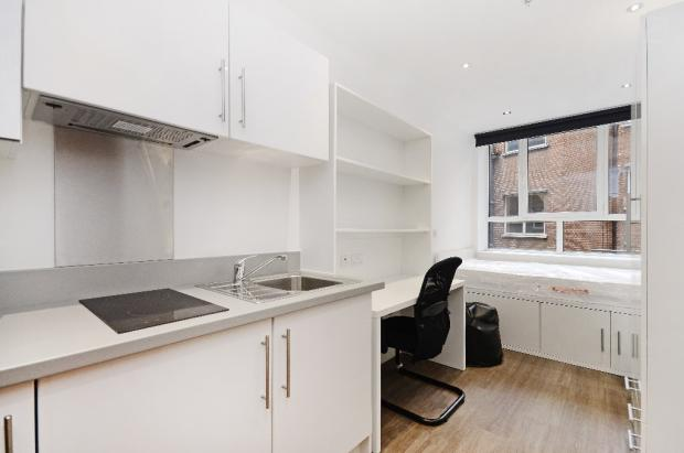 studio flat to rent in watson chambers apartments angel. Black Bedroom Furniture Sets. Home Design Ideas