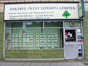 Oaktree (West London) Ltd, Ealingbranch details