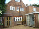 Detached property in Barrowfield Drive, Hove...