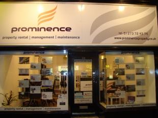 Prominence, Hove - Lettingsbranch details