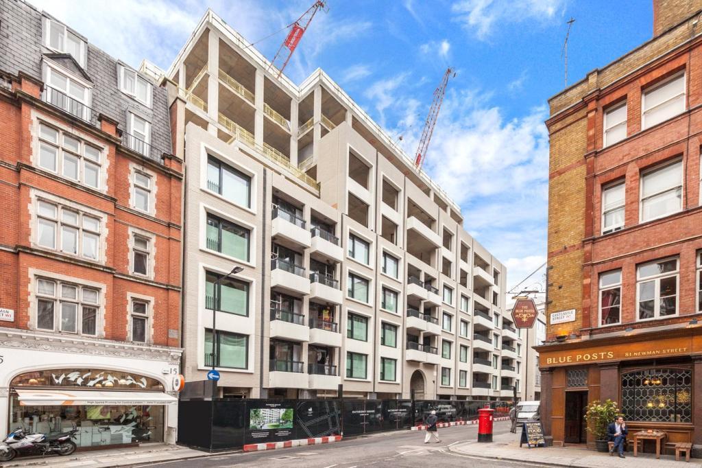 1 Bedroom Flat For Sale In Rathbone Place London W1t W1t