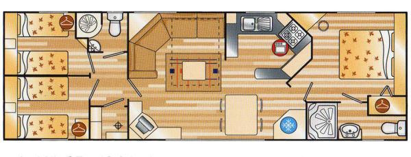 Floorplan 40m2