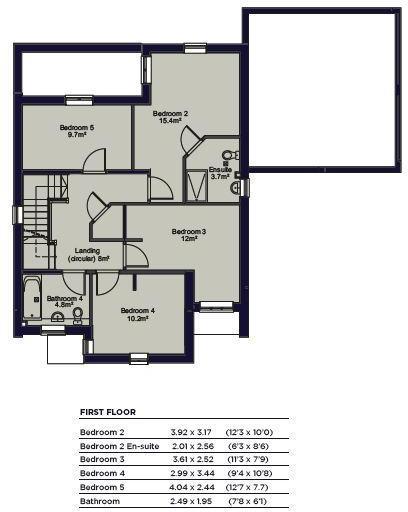 1F Floorplan