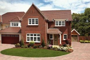 Trenchwood Gardens by Redrow Homes, Trenchwood Gardens, Sommerfield Road, Trench Lock, Telford, TF1