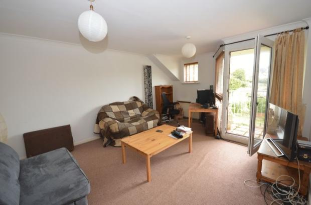 Lounge furnished