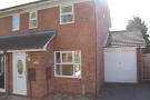 semi detached property for sale in Hammond Close, Droitwich...