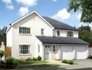 4 bedroom new home for sale in Queensferry Road...