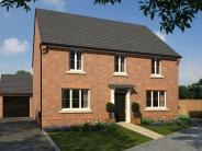4 bed new home in High Leys, St. Ives...