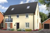 new home for sale in High Leys, St. Ives...