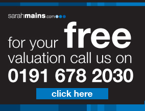 Get brand editions for Sarah Mains Residential Sales and Lettings, Newcastle
