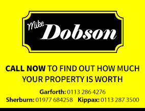 Get brand editions for Mike Dobson, Sherburn-In-Elmet