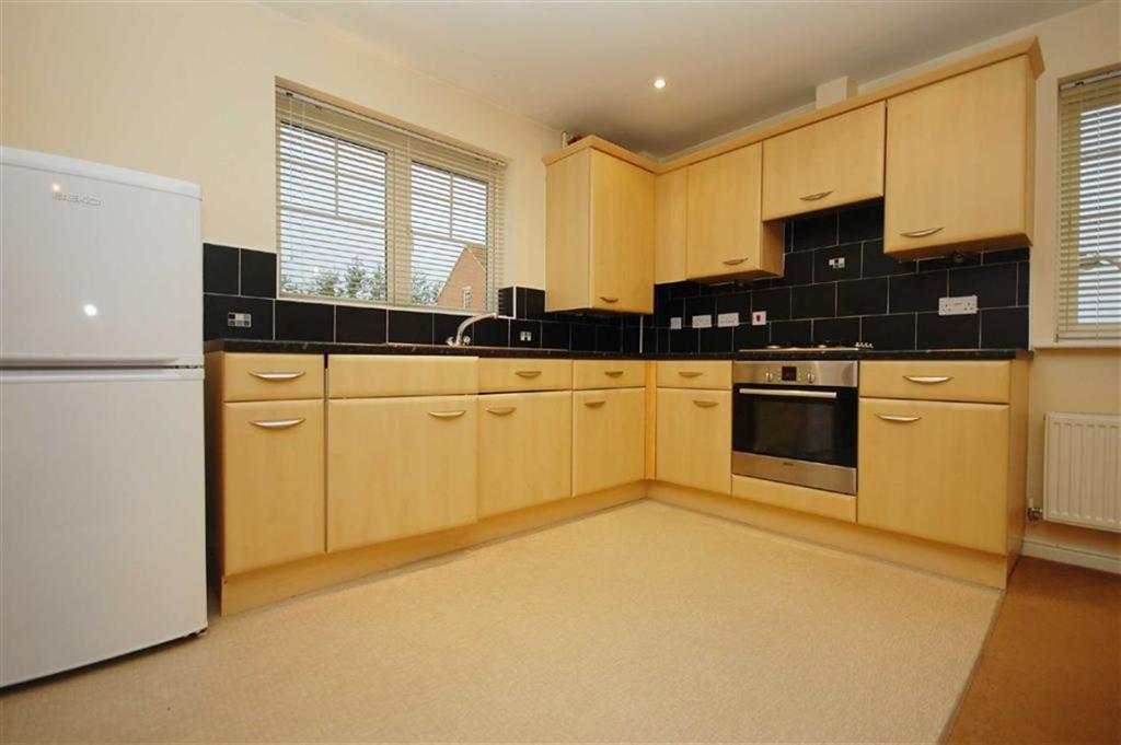 Living/Kitchen View