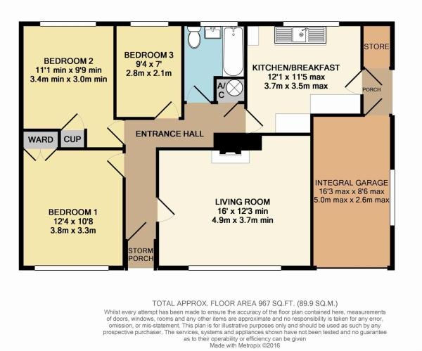 Floor Plan - 3 Hawth