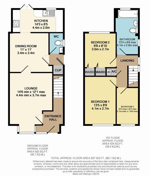 Floor Plan - 33 Goos