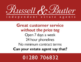 Get brand editions for Russell & Butler, Bucks, South Northants & North Oxon, Brackley