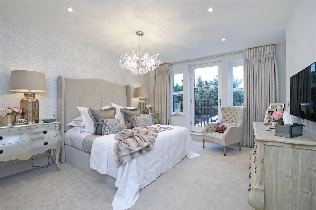 Vanderbilt Homes,Master Bedroom