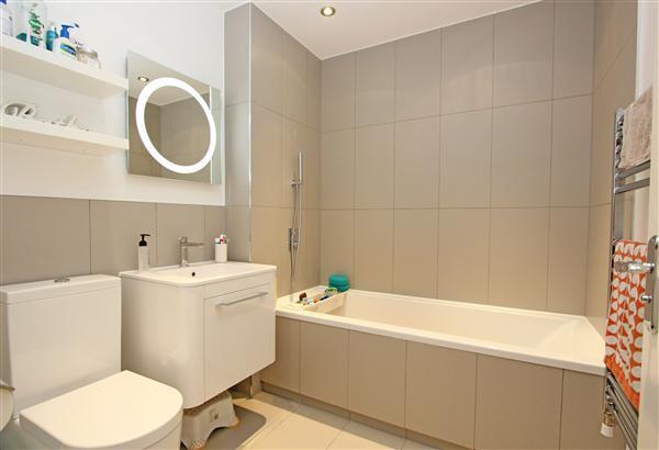 Bathroom (First