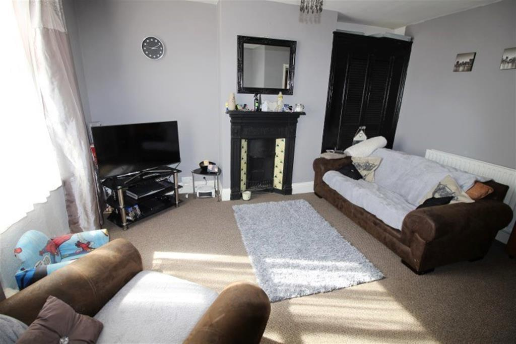 Flat 3 Living Room